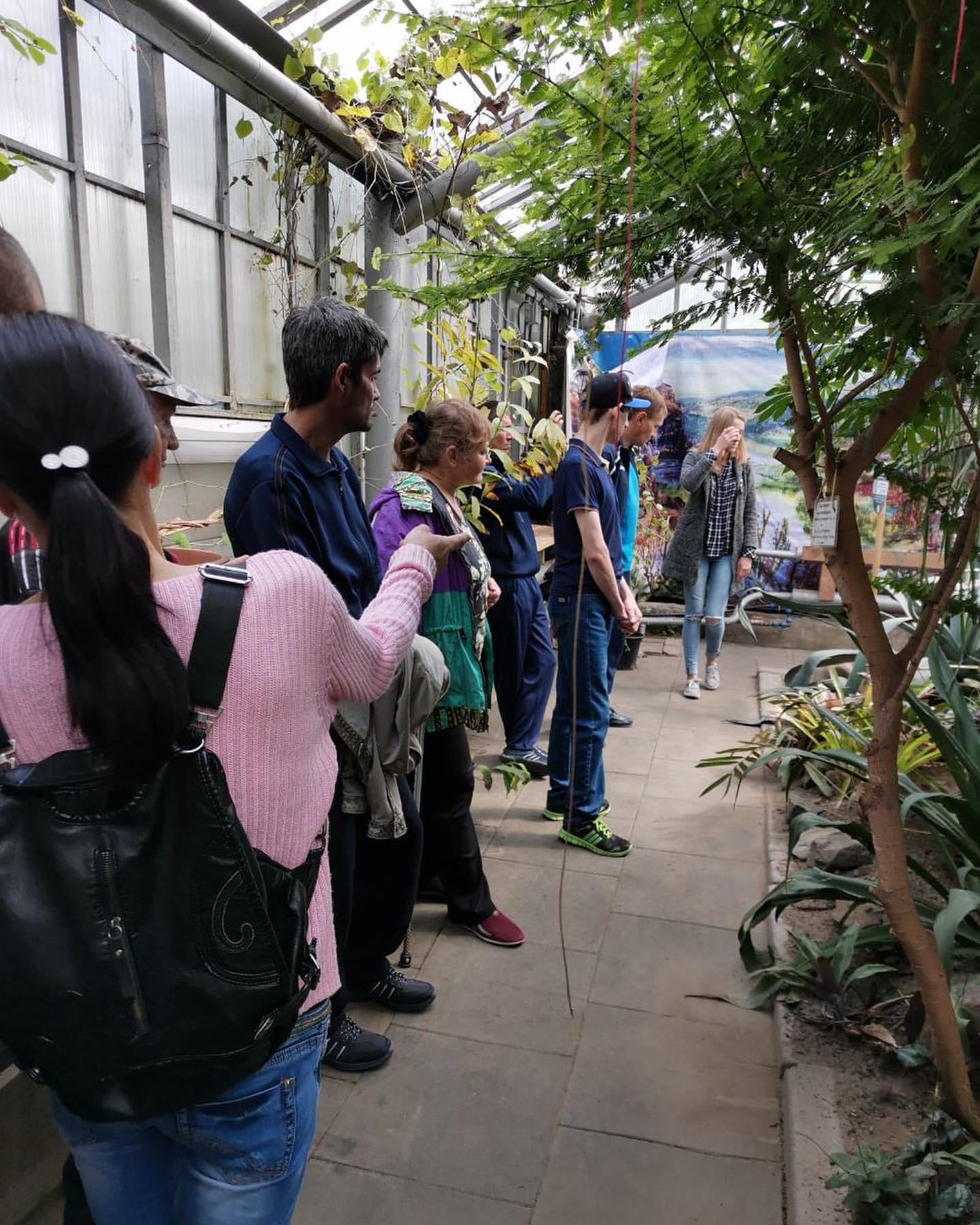 для ботанический сад в иркутске фото сейчас того как